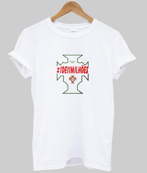 1 de 11 milhoes t shirt
