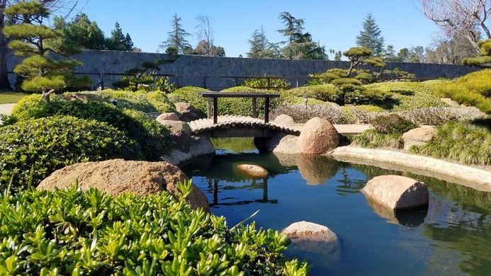 Japanese Garden at the Donald C. Tillman Water Reclamation ...