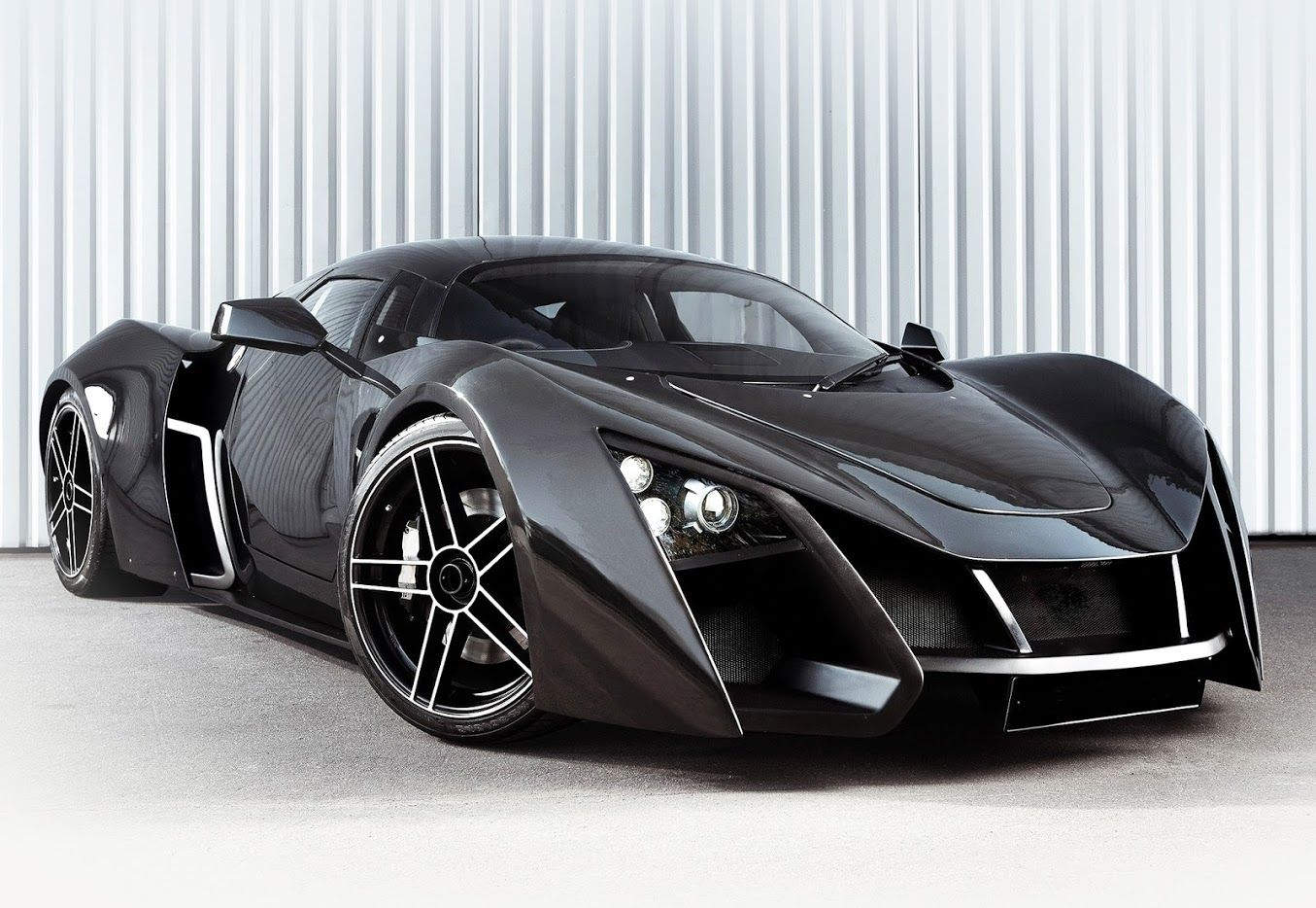 Marussia B2   Automotive Industry In Russia   Wikipedia, The Free  Encyclopedia | Rollinu0027 | Pinterest | Automotive Industry, Cars And Dream  Cars