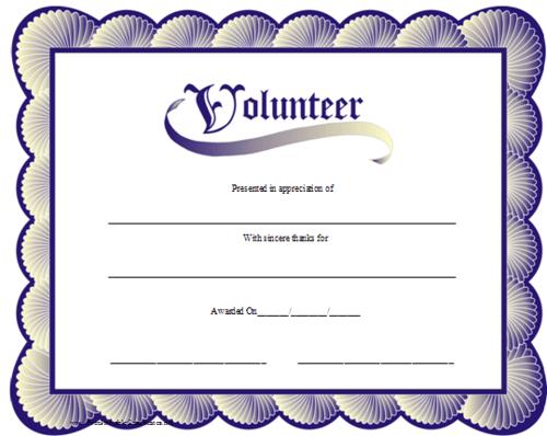 Volunteer appreciation school pinterest appreciation weve collected some free volunteer appreciation printables and certificates yelopaper Choice Image