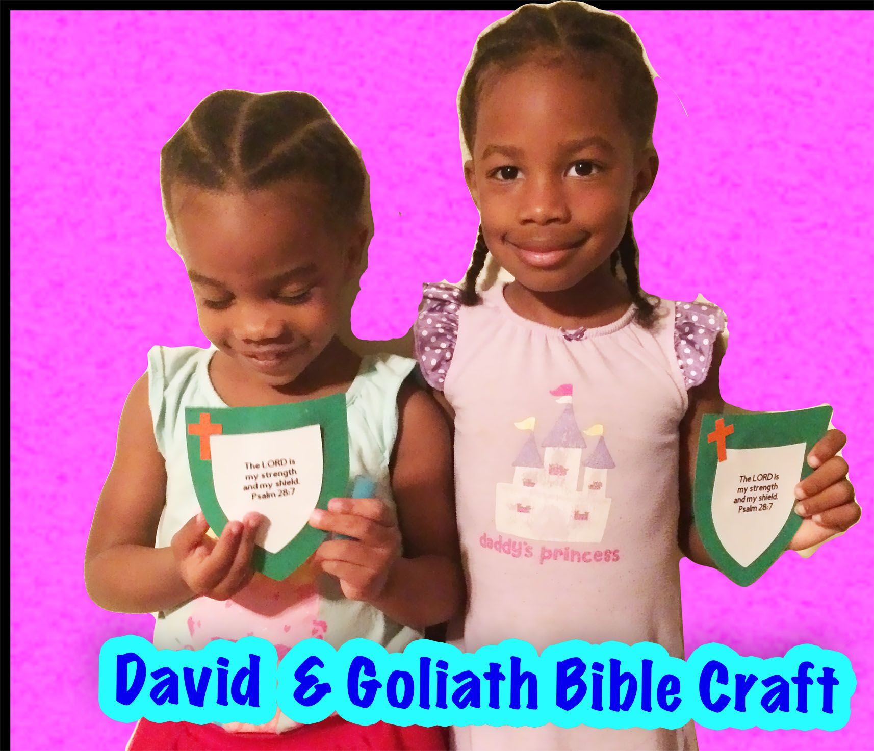 David And Goliath Activities David And Goliath For Kids