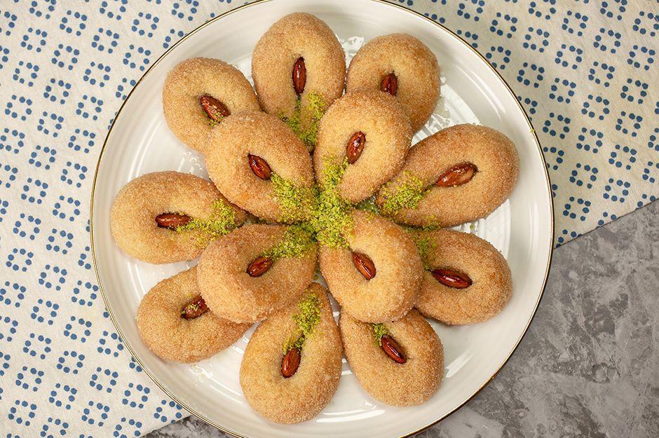 Şekerpare Kıskandı: Damla Tatlısı - Yemek.com