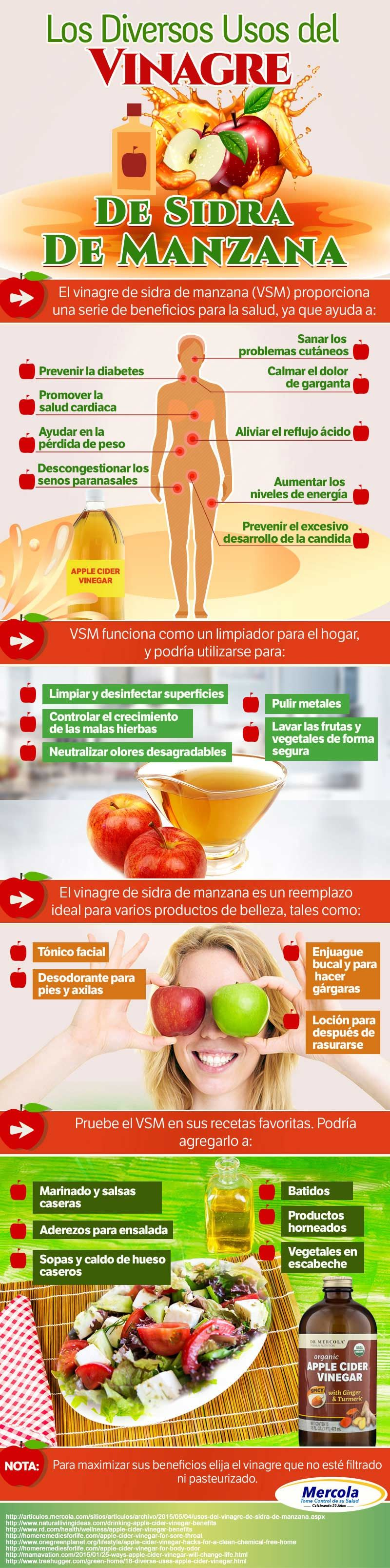 Propiedades de vinagre de manzana con sidra y alcachofa