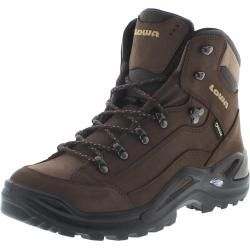 Photo of Lowa 310945-0442 Renegade Gtx Mid Espresso Men's Hiking Shoes – Brown Lowa