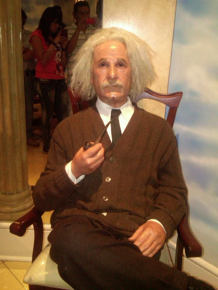 Museo De Cera Style Albert Einstein Museum