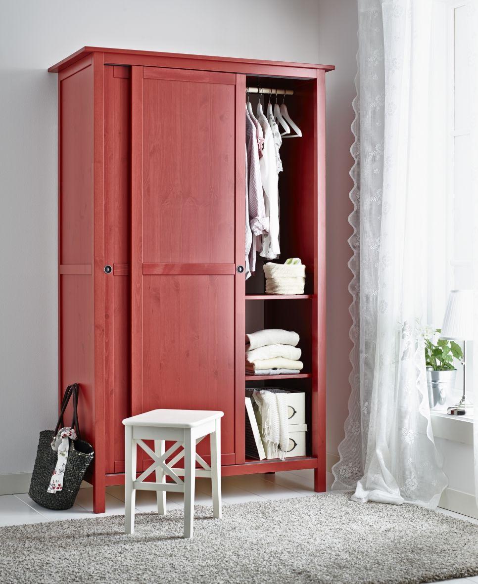 HEMNES garderobekast | WIN! Stel jouw favoriete slaap- en badkamer ...