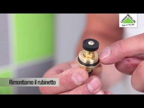 Sostituire I Rubinetti Del Bagno : Come controllare e cambiare le guarnizioni del rubinetto