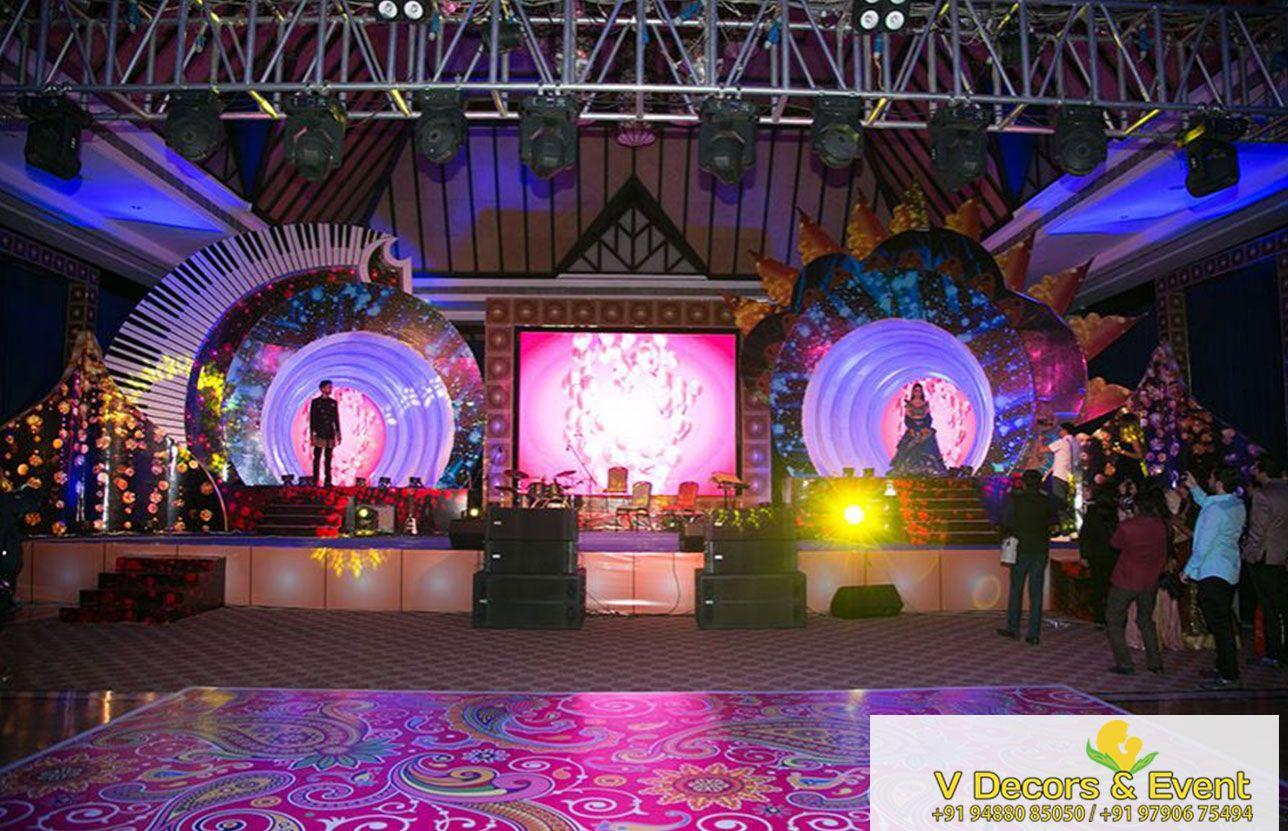 Wedding hall decoration images  Wedding Reception Decoration  Event Management in Chidambaram