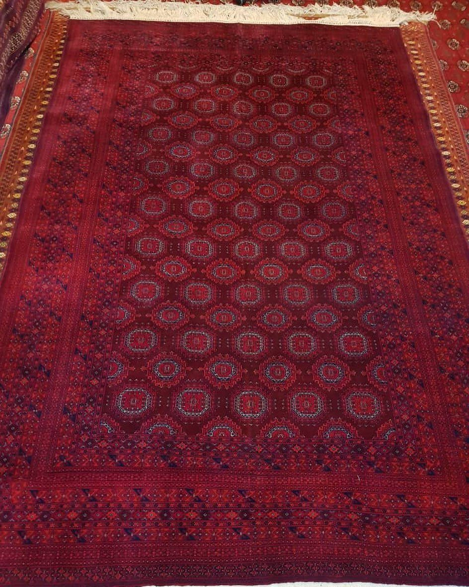 Afghan Handmade Rug  Brand New  Wool - Best quality  Size: 290cm x 200cm  Made in Afghanistan  Delivery within 45 Days  Different Designs & Sizes Available Please don't hesitate to contact me for further details  #Afghanrugs #Afghanistan #Handwoven #Design #Homedecor #Handmade #Culture #Loveyourfloors #Newhome #Red #Afghanculture #Wool #Handwoven #Interiorstyling #Onlinebusiness #Shipping #Colourful #Traditional #UK #TGW