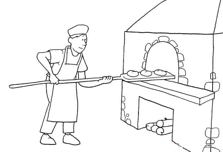 Ekmeğin Oluşumu Boyama Sayfalarıekmek Nasıl Yapılır Görsel Kartlar