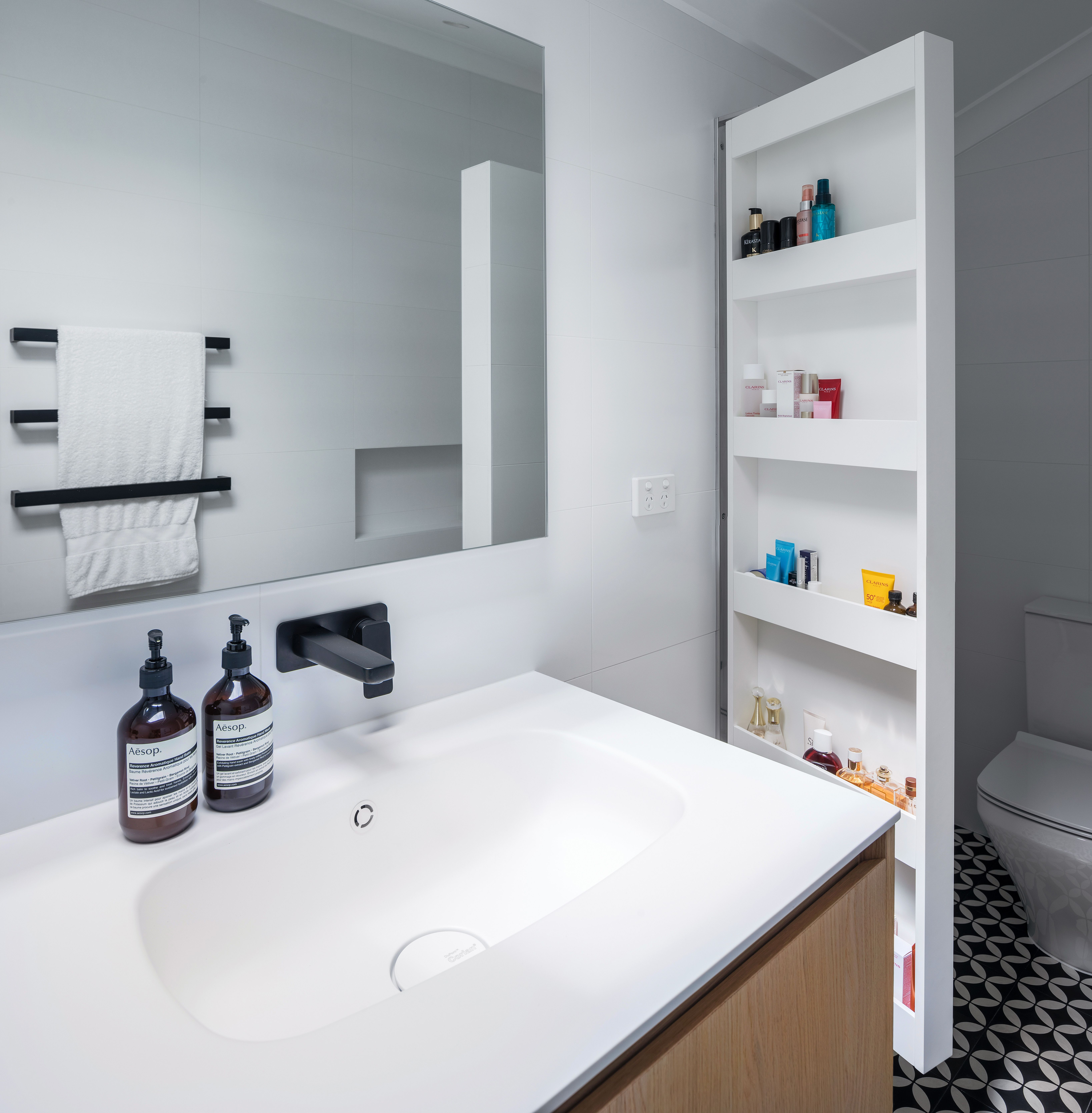 Previous Bathroom Project In Leederville - Ph: 08-6101-1190