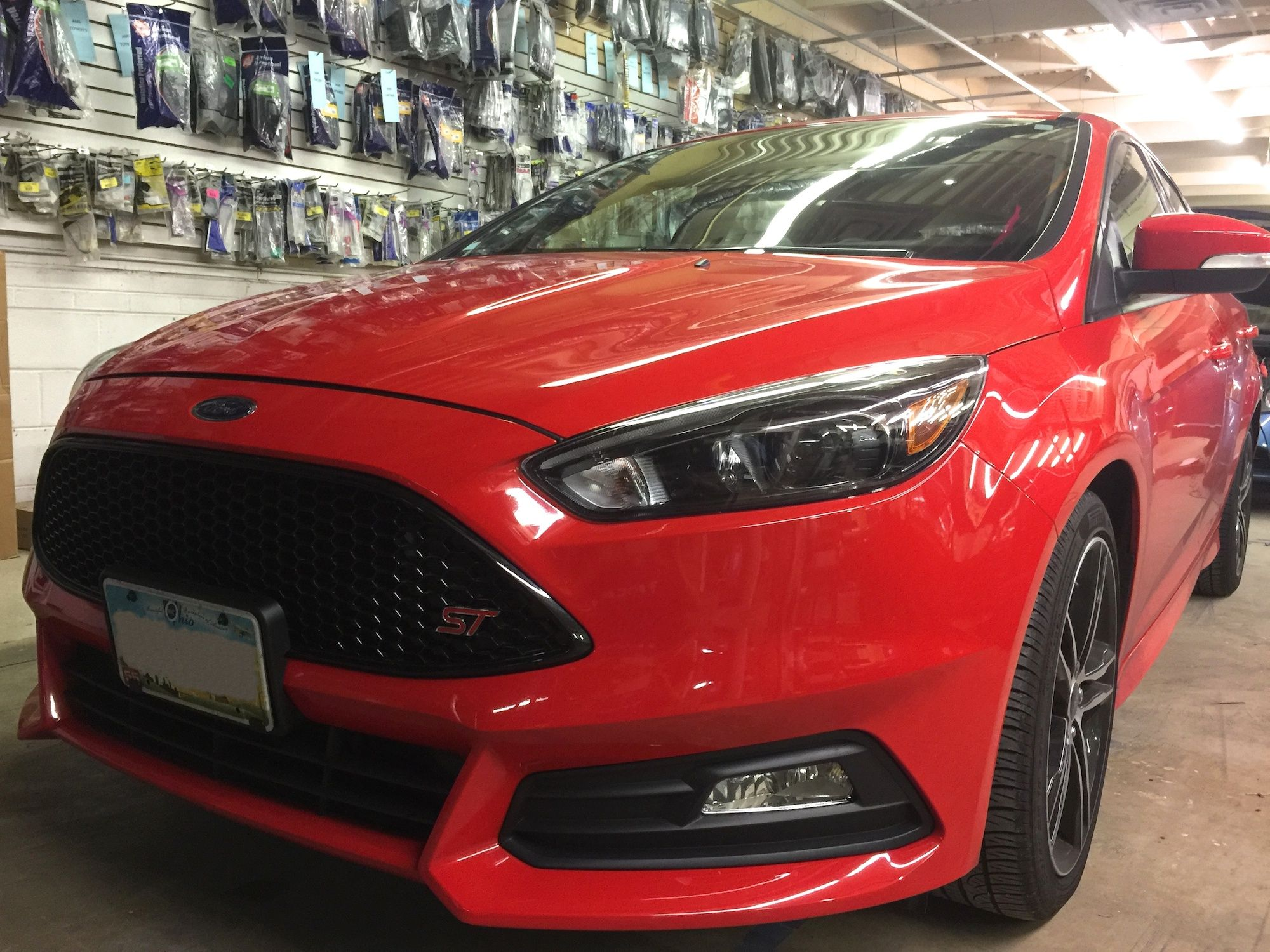 Does The 252hp Turbocharged Ford Focus St Sound Like Your Idea Of