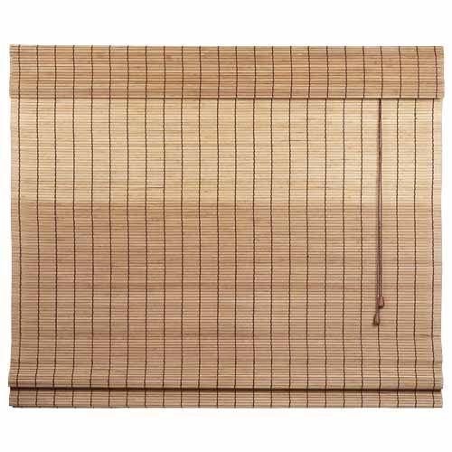 Pleasing Matchstick Blinds From Mitre 10 180X210Cm Matchstick Theyellowbook Wood Chair Design Ideas Theyellowbookinfo