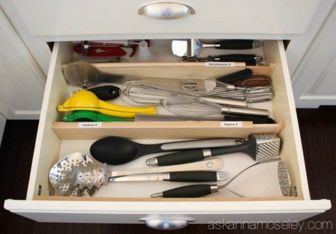 é como manter manchas de cozinha sujo limpo e fresco por muito mais tempo…