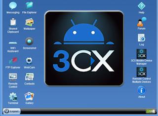 Mentransfer Clipboard Dari Hp Ke Komputer Atau Sebaliknya Dengan Bantuan Aplikasi 3cx Remote Desktop Aplikasi Remote Komputer