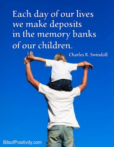 Memory Banks of Our Children Word Art Freebie love friendship Magnificent Father And Son Quotes Love