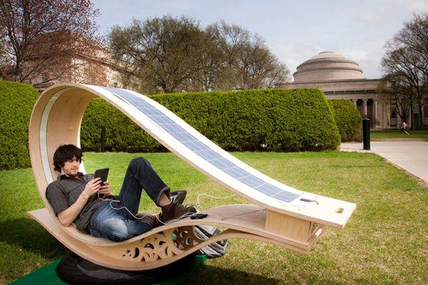 Designs innovants de mobilier urbain mobilier urbain for Ville super moderne