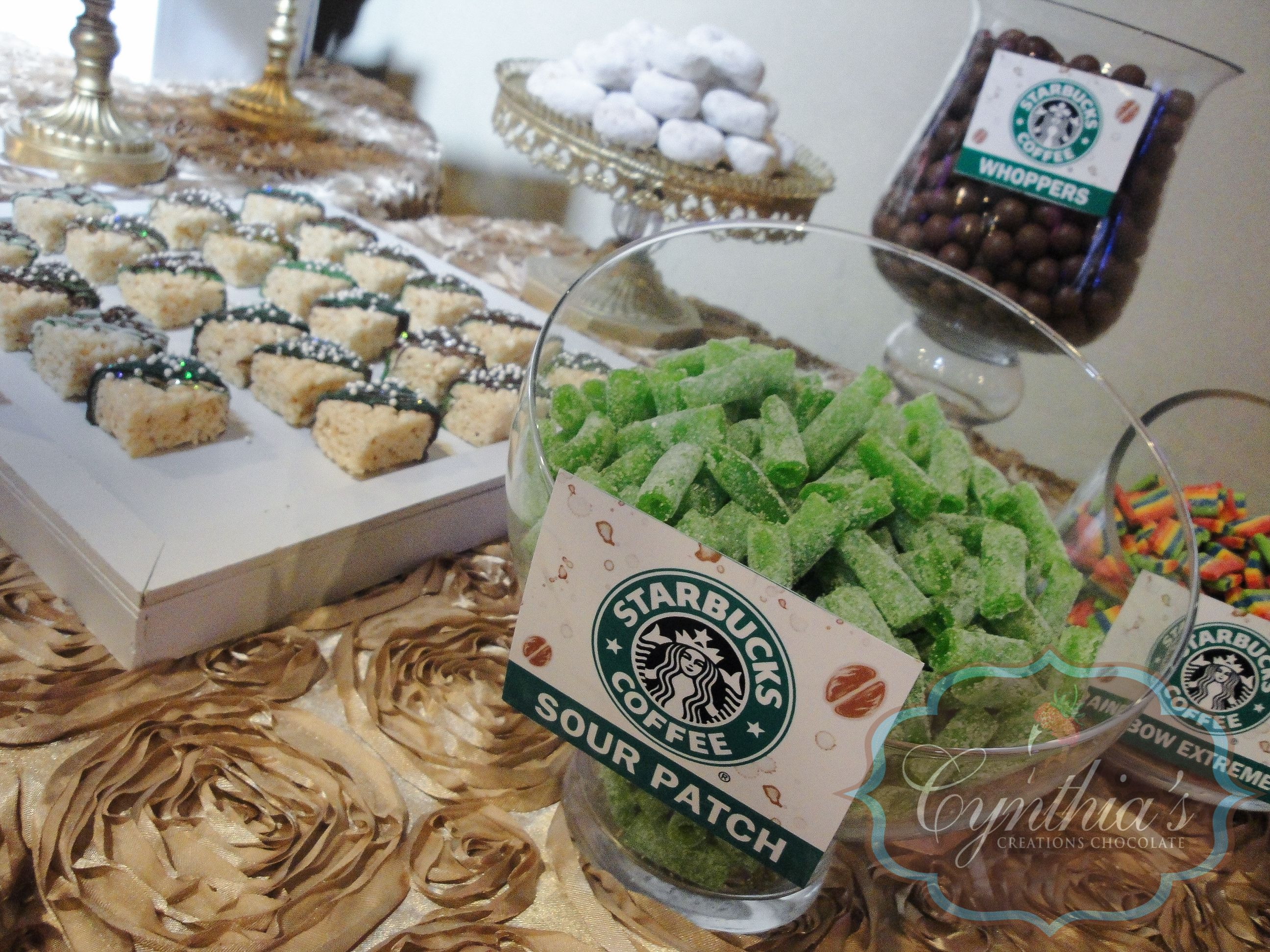 Pin On Coffee And Starbucks Party Inspiration