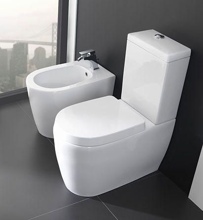 Ba os porcelanosa sanitarios bano ba o ba os pavimarsa pinterest toilets modern toilet - Sanitarios bano ...