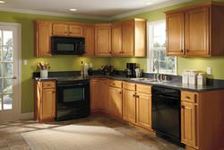 Huron Oak Standard Height Wall 15 | Kitchen cabinet ...