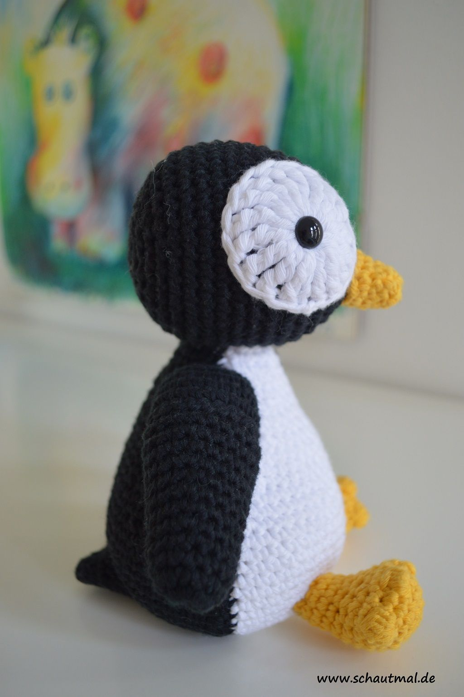 Free Pepe_Penguin_crochet pattern | Amigurumi Love | Pinterest ...