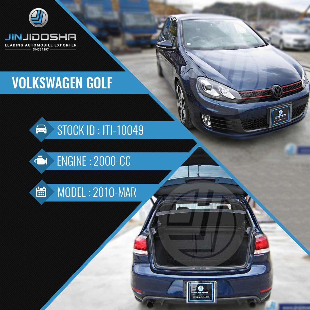 VOLKSWAGEN GOLF 2010 Now In Stock Car Details https