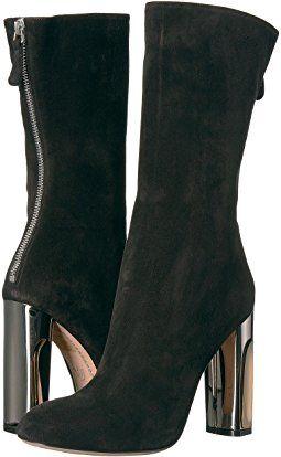 Alexander McQueen Sculpted Heel Fitted Bootie BDAlTBBZ
