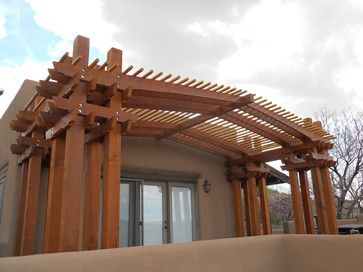 Exterior santa fe Design Ideas, Pictures, Remodel and Decor