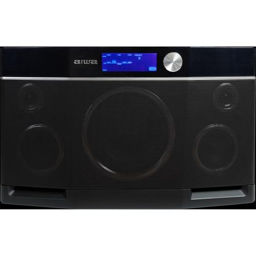 Aiwa Exos 9 Portable Bluetooth Speaker Black Cool Things To