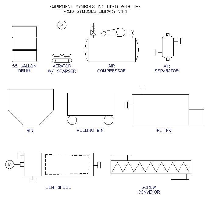Plumbing Air Separator Schematic Symbols Electrical Work Wiring