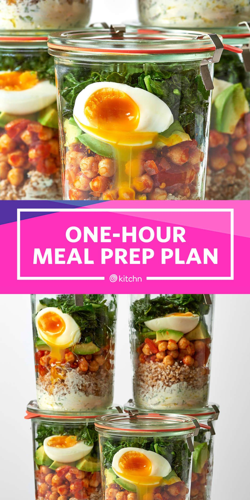 Meal Prep Plan: A Week of Easy Healthy Meals for Two images