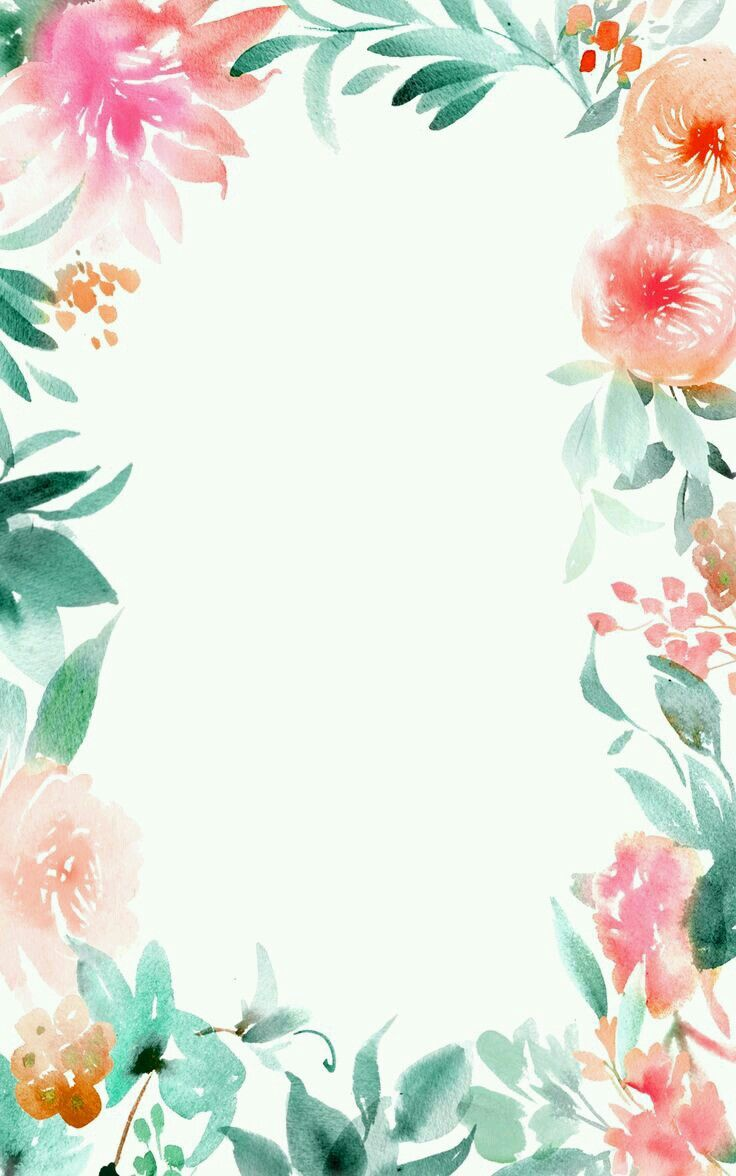 Floral floral wallpaper pinterest wallpaper ipod wallpaper