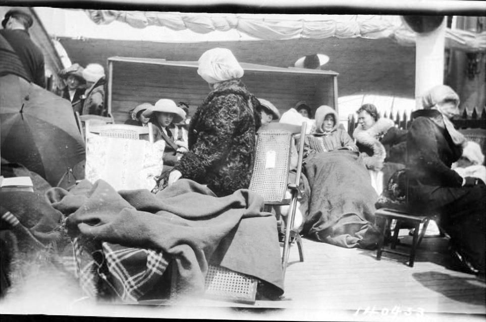 Photos of the Titanic Tragedy From 101 Years Ago