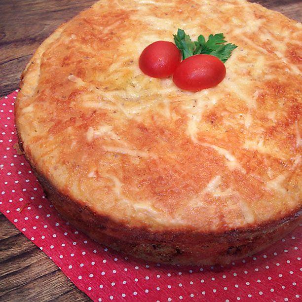 A boa e velha torta de liquidificador também tem uma versão sem glúten (e pode ser ser leite também)