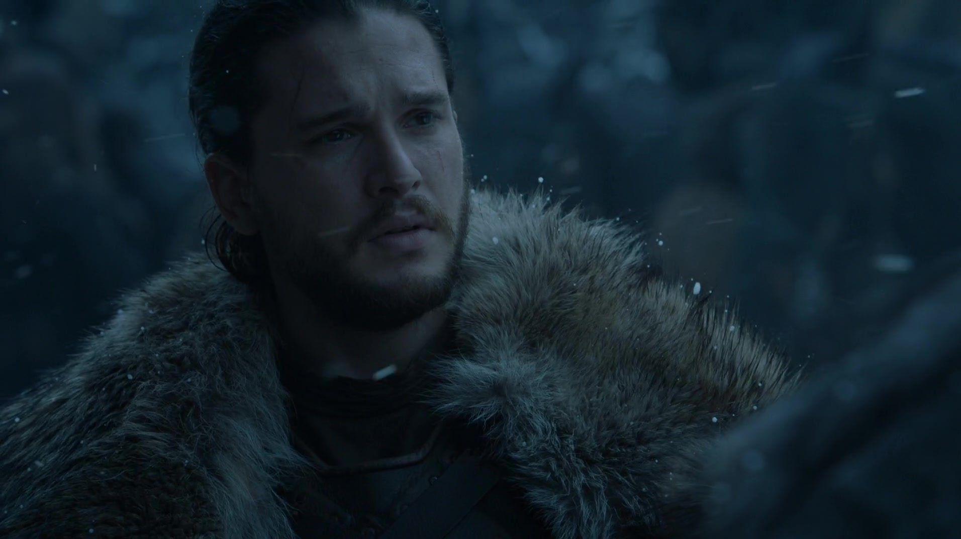 Jon Snow Season 6 Sansa Jon Jon Snow Sansa