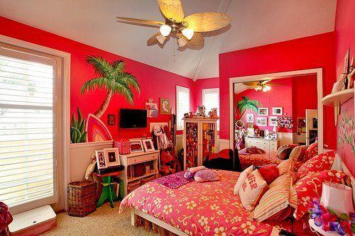 estilo praia *_*(my bedroom rs)
