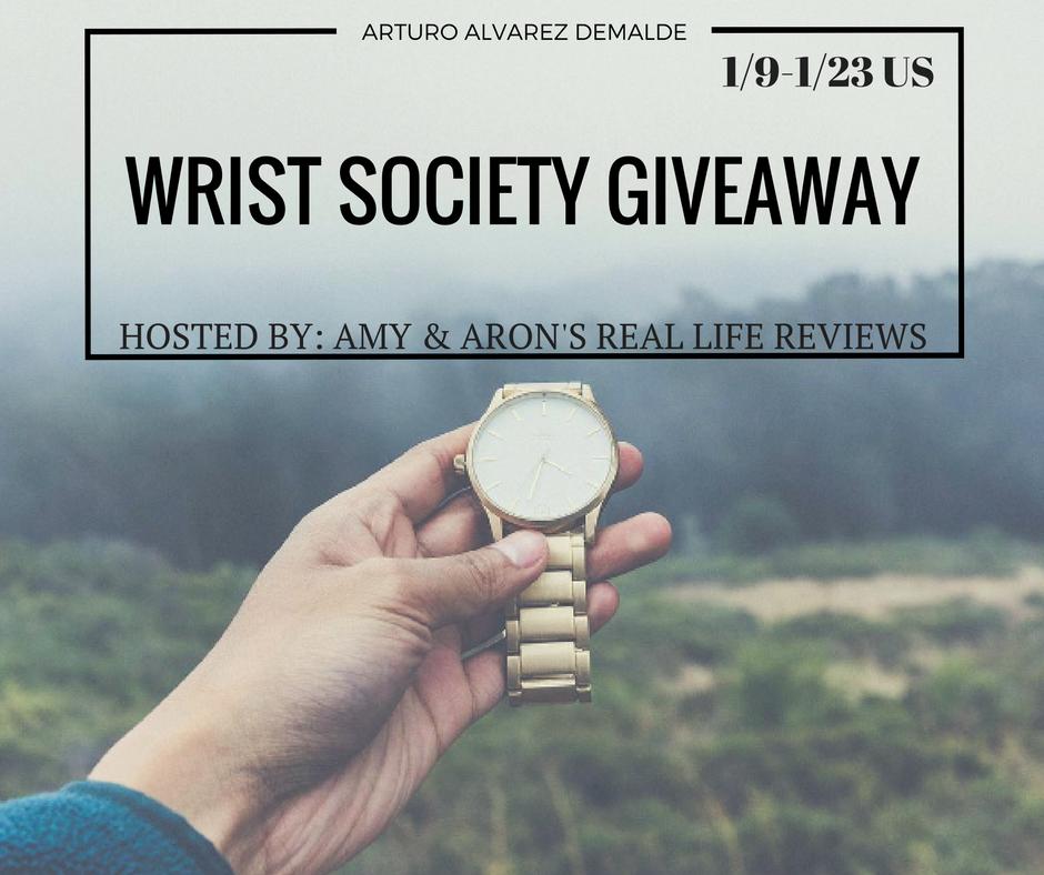 Arturo Alvarez Demalde Wrist Society Giveaway! US 1/23