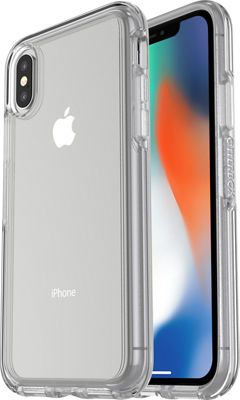 wholesale dealer 979f1 e76fb OtterBox Symmetry Clear Series For iPhone X | Products in 2019 ...