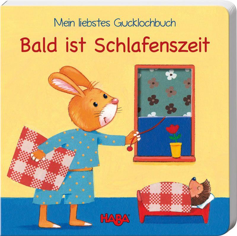 Haba Guck Loch Buch Bald Ist Schlafenszeit 301456 Bei Papiton Bestellen Schlafenszeit Kinderbucher Schlafen