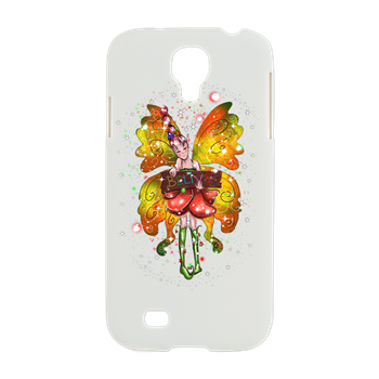 Samsung Galaxy S4 Case www.teeliesfairygarden.com Durable and stylish, this case for the Samsung Galaxy S4 features rubberized, impact-resistant plastic and provides access to all ports and buttons. #fairyphonecase