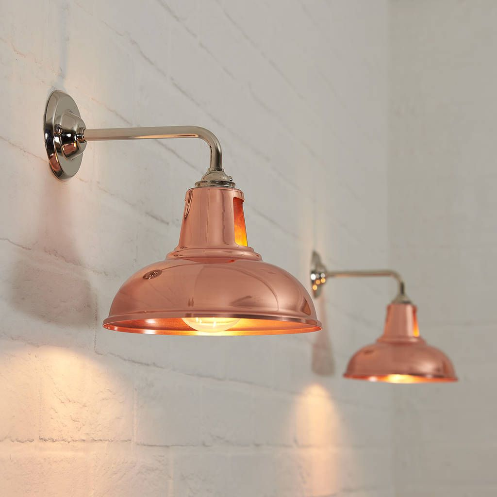 Coolicon Wall Light Copper Wall Light Copper Lighting Wall Lights Bedroom