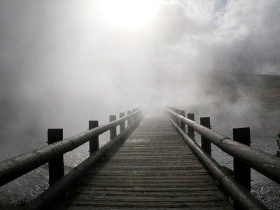 Un pont vers l'inconnu