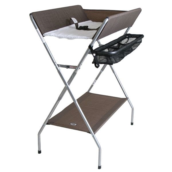 Bon Mural Of Foldable Changing Table For Baby