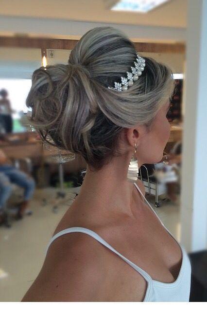 Nice bride headband