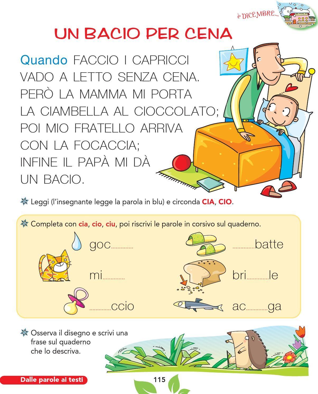 Olmo 1a Il libro di italiano by dijammi - issuu
