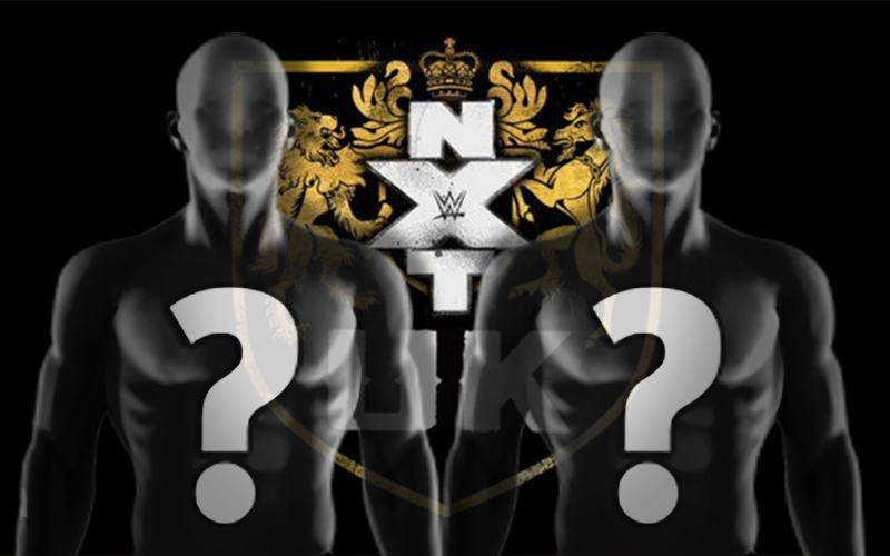 Wwe Gives Tag Team New Name At Recent Nxt Uk Television Tapings Wwe Team Names Television