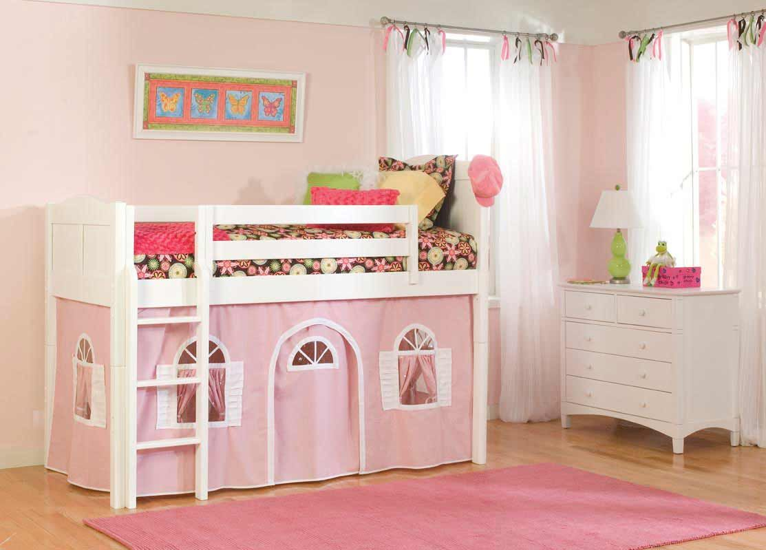 Cottage Bed Tents For Twin Beds For Girls Bed Tents Pinterest  # Tuwi Muebles Infantiles