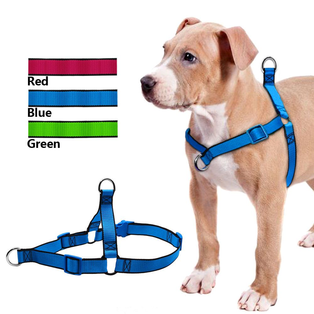 8 99 No Pull Front Leading Pet Dog Harness Strap Vest For Small