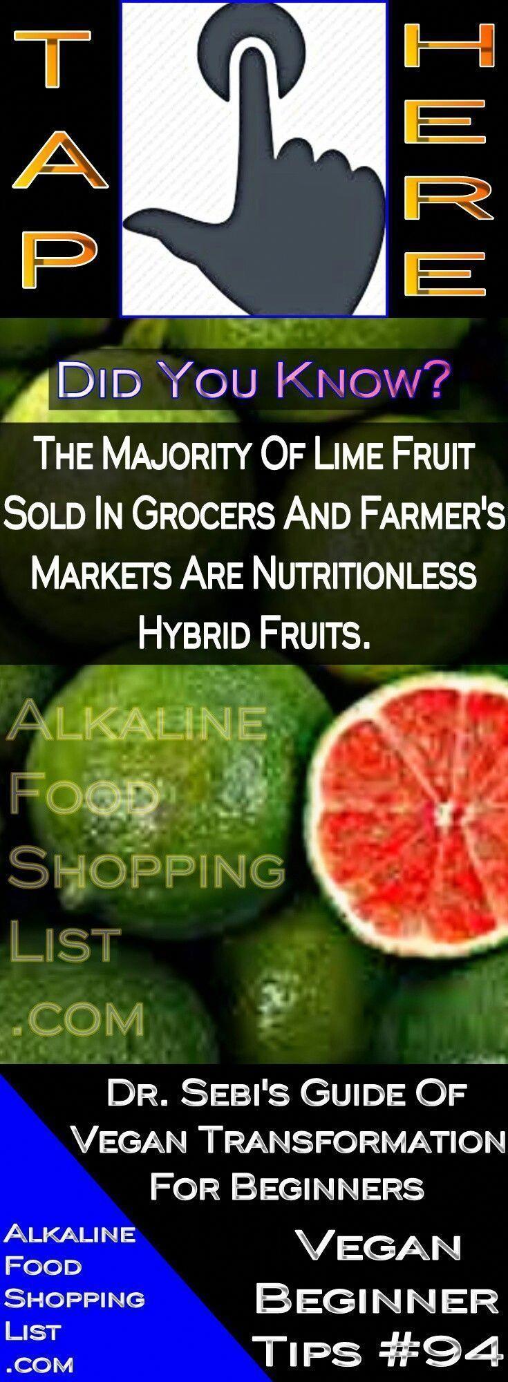 Vegan alkaline diet
