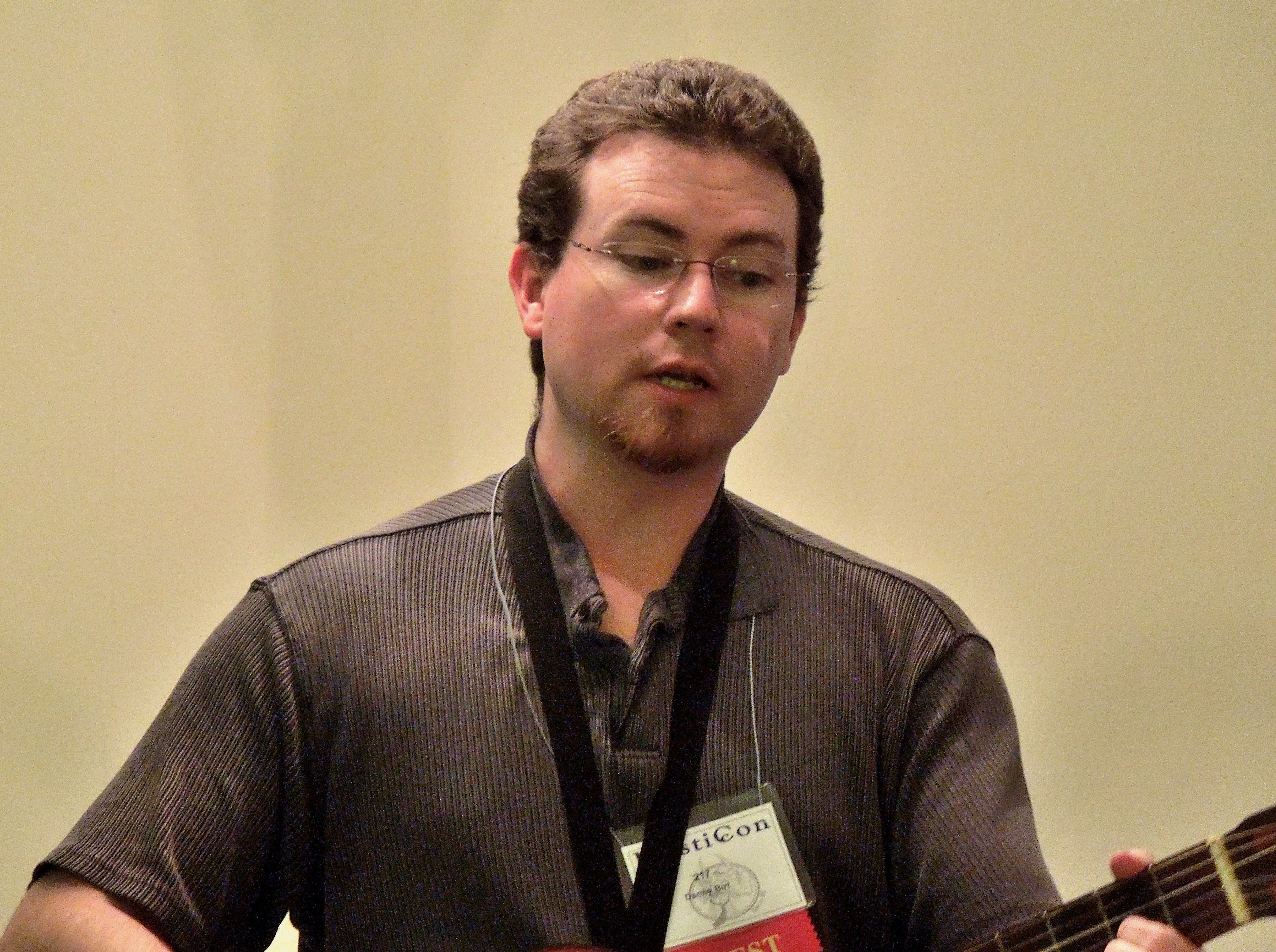Mysticon 2013 - Sing Along with Danny Birt
